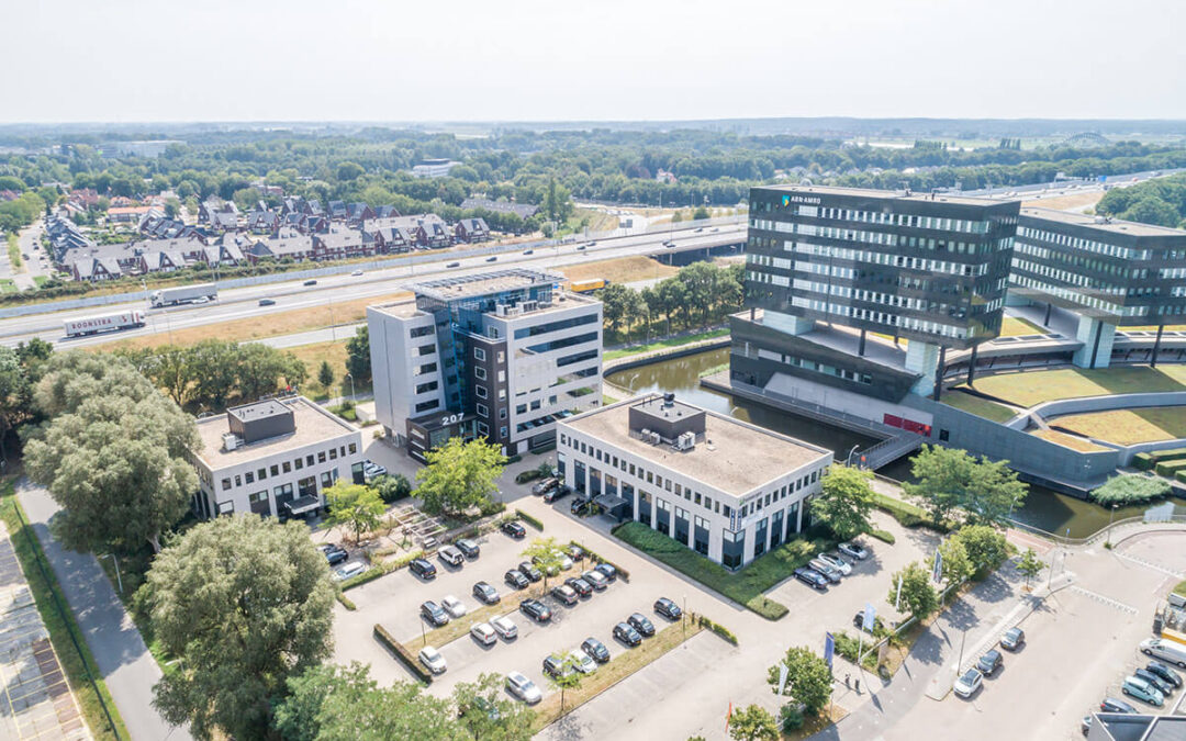 M7 Real Estate brengt bezettingsgraad Grote Voort 201-225 Zwolle boven de 80% na diverse verhuurtransacties