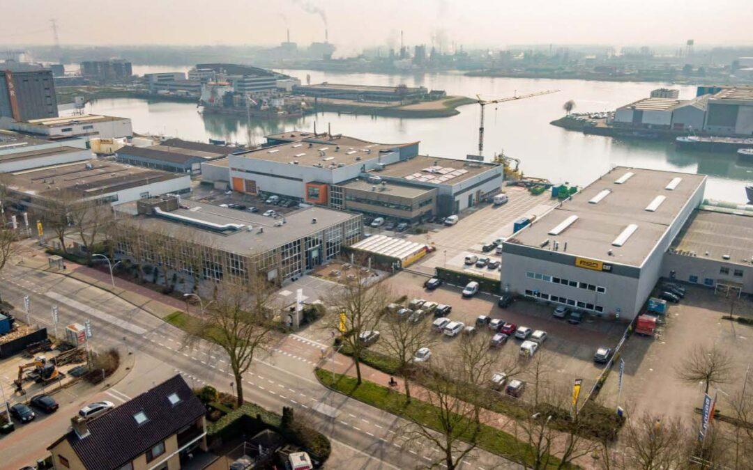 M7 Real Estate verkoopt volledig verhuurd grootschalig bedrijfscomplex in Papendrecht aan Sagax
